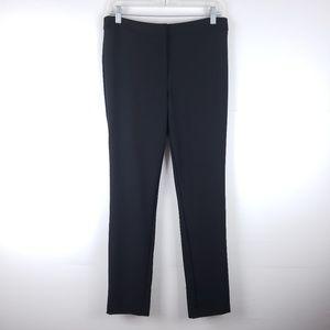 Calvin Klein Black Dress Career Pants Size 6